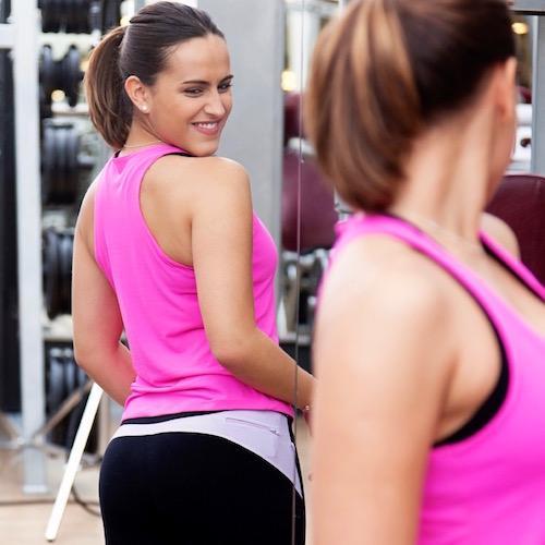 ¿Estás satisfecha con tu cuerpo?