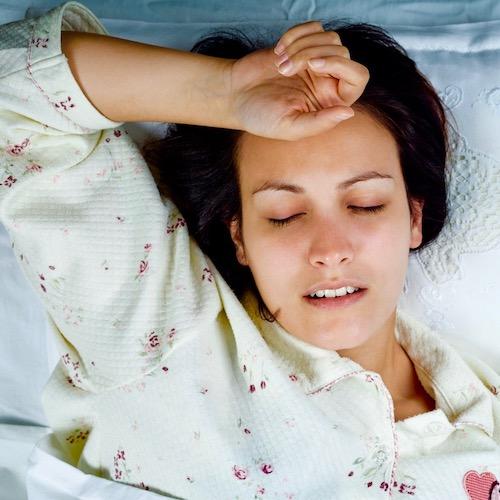 Sudores nocturnos: 5 causas que NO tienen que ver con la