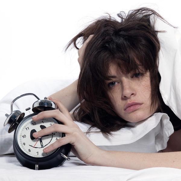 Las hormonas femeninas y el sueño