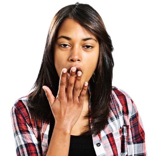 ¿Te mueres de cansancio? Controla tus niveles de glucosa en la sangre