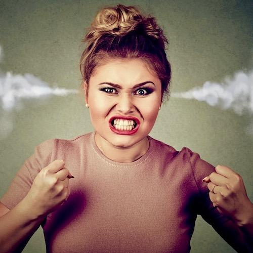 Enojo, rabia, ira, cólera: enemigos mortales de tu corazón