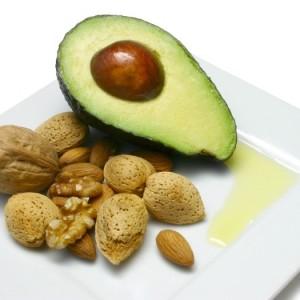 grasas saludables para el corazón