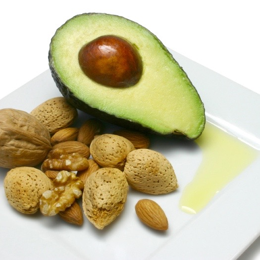 Las grasas saludables para el corazón