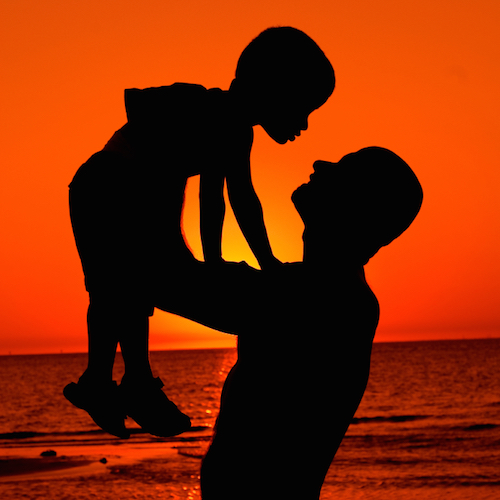 ¡Felicidades a todos los Papás en su Día!