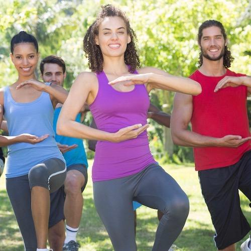 Tai Chi: Meditación en movimiento