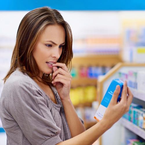 Entérate sobre las infecciones vaginales ANTES de ir a la farmacia