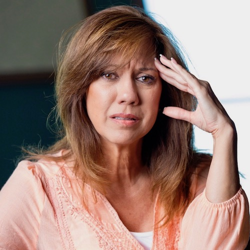El cohosh negro, la hierba de San Juan, y los síntomas de la menopausia