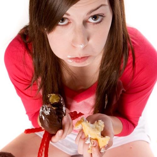 Cuando la comida es un escape de la angustia y no se puede parar de comer…