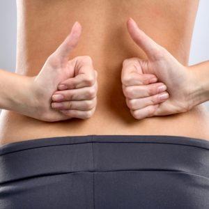 sin dolor de espalda