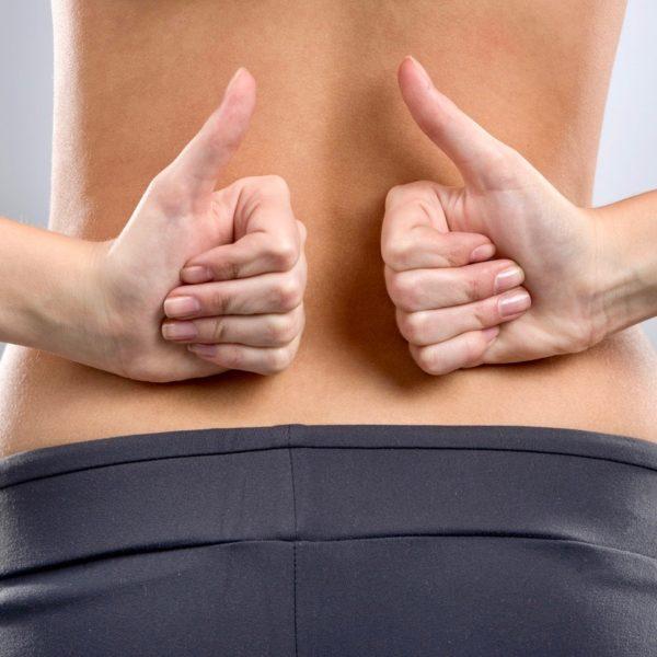 ¿Vives con dolor de espalda? Tips para aliviarlo