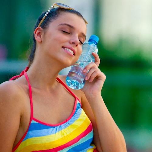 Cuidando a tu diabetes del calor