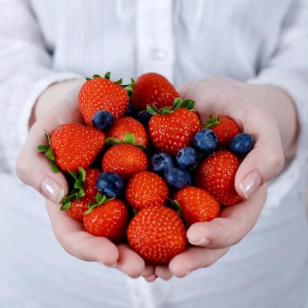 Fuentes alimenticias: lo mejor para obtener antioxidantes
