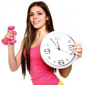 Resultado de imagen para tiempo ejercicio