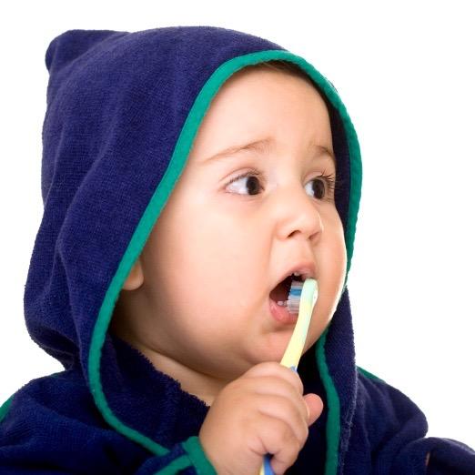 La salud oral empieza en la infancia