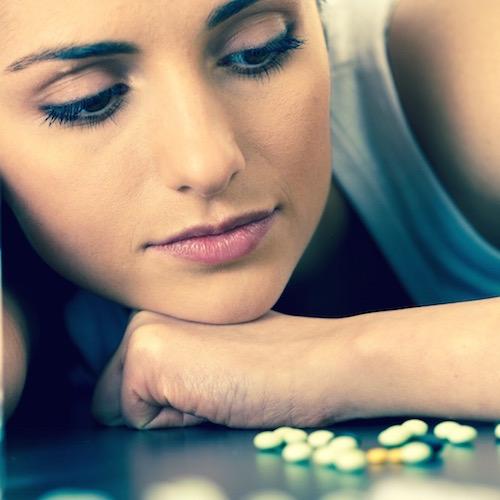Los efectos secundarios de los antidepresivos