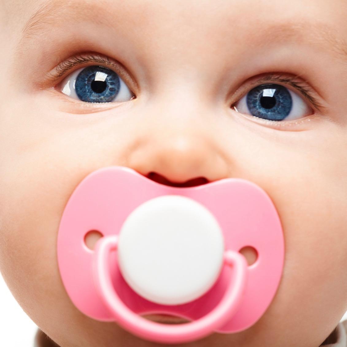 El chupete o chupón: ¿es bueno para tu bebé?