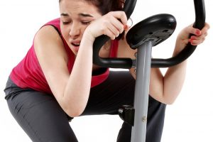 Odio hacer ejercicio